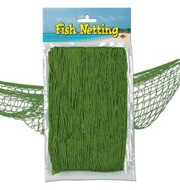 Fish Net Green