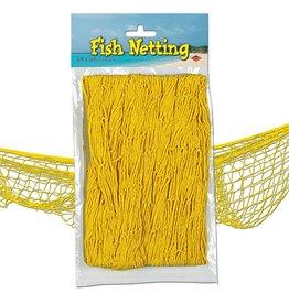 Fish Net Yellow