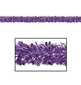 Festooning Purple
