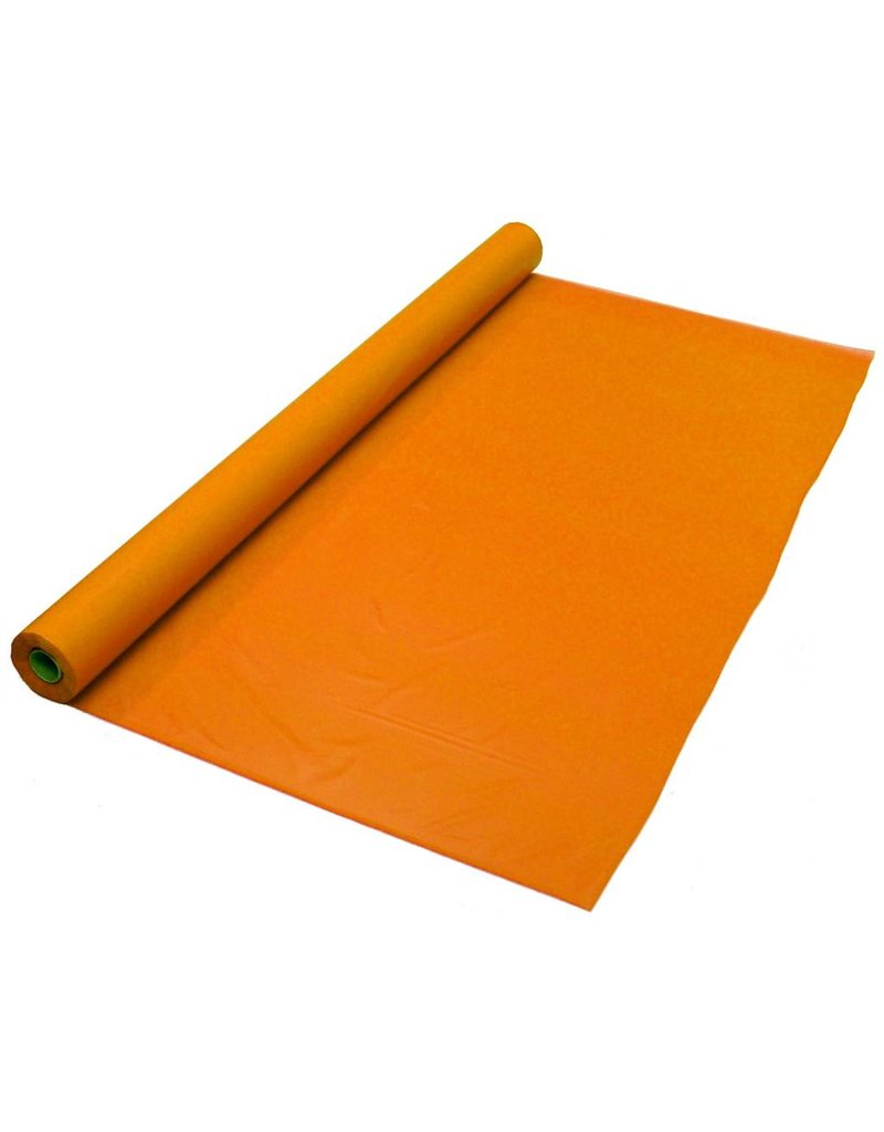 300' TABLE COVER TANGERINE