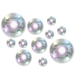 Disco Ball Cutouts
