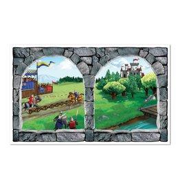 Castle Window Prop Insta Theme