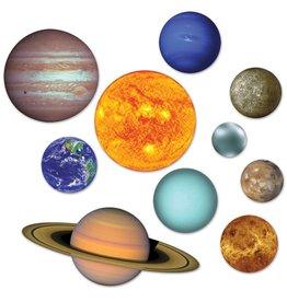 Solar System Cutouts