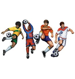 Soccer Cutouts