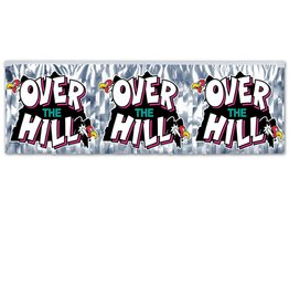 Over The Hill Banner