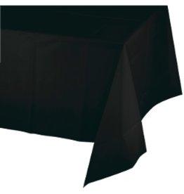 Black Velvet Table Cover