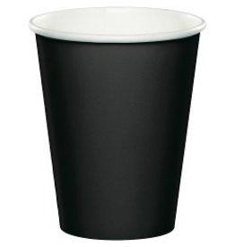 Paper Cups Black Velvet