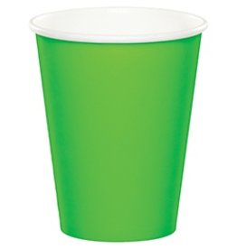 Paper Cups Fresh Lime