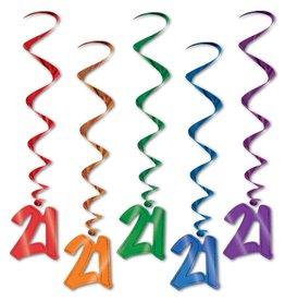 21 Whirls