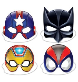 Hero Deluxe Masks