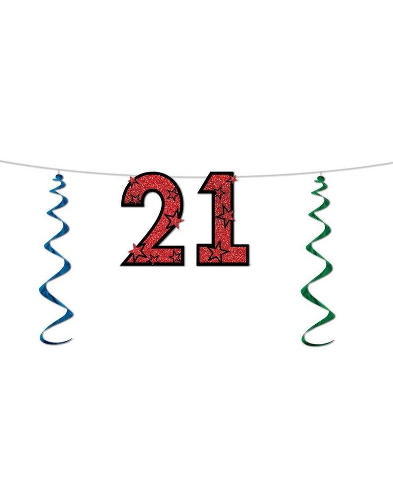 21 Streamer