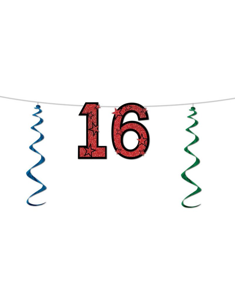 16 Streamer