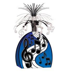 Musical Notes Centerpiece