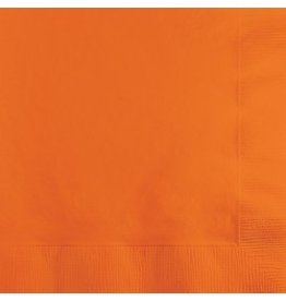 Beverage Napkins Sunkissed Orange