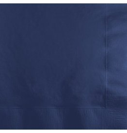 Beverage Napkins Navy