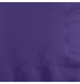 Beverage Napkins Purple