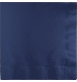 Luncheon Napkins Navy