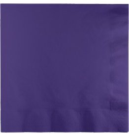 Luncheon Napkins Purple