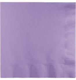 Luncheon Napkins Luscious Lavender