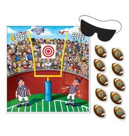 Pin the Ball Football Game