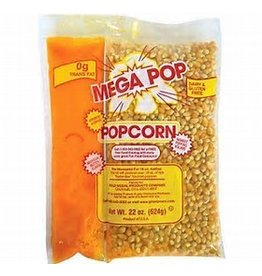 8oz Mega Pop Popcorn