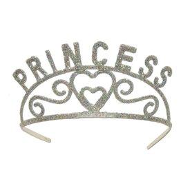 Princess Tiara- Silver