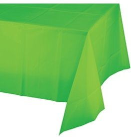 Table Cover Fresh Lime