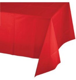 Table Cover Classic Red