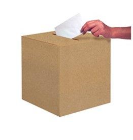 Kraft Card Box