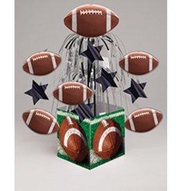 Mini Cascade Centerpiece Football