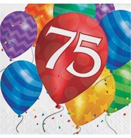 Luncheon Napkins 75 Balloon Blast