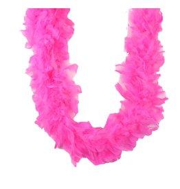 Candy Pink Boa