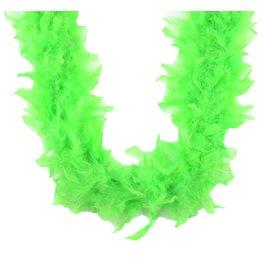 Neon Green Boa