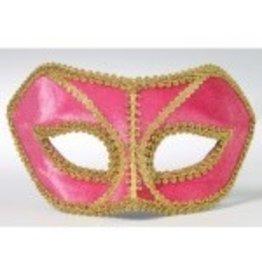 Pink Venetian Mask