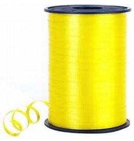 Curling Ribbon Yellow 500 YD