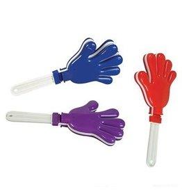Jumbo Hand Clapper-Assorted Colors