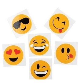 Tattoos Emoji 144 count