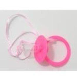Jumbo Pacifier Pink