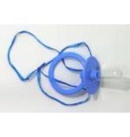 Jumbo Pacifier Blue