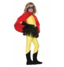 Super Hero Cape Child Size Red