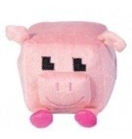 "Cube Pig/Cow Plush 6"""