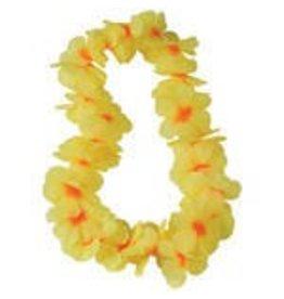 Flower Leis Yellow