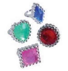 Jewel Rings 12 piece package