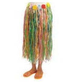 Hula Skirt Adult Size Multi Color