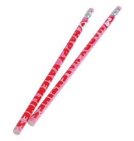 Valentine Pencils 12 piece package