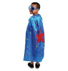 Superhero Star Cape