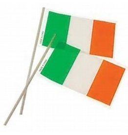 One Dozen Irish Flags