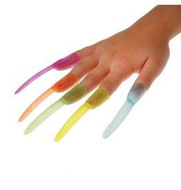 One Dozen Glitter Nail Tips