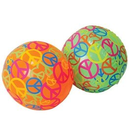 Inflatable Peace Beach Ball