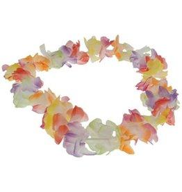 Multi Color Flower Lei